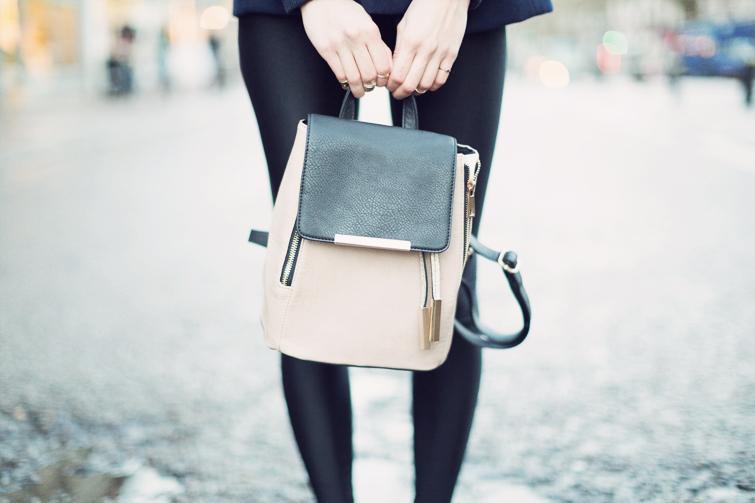 С чем носить рюкзак: советы стилистов