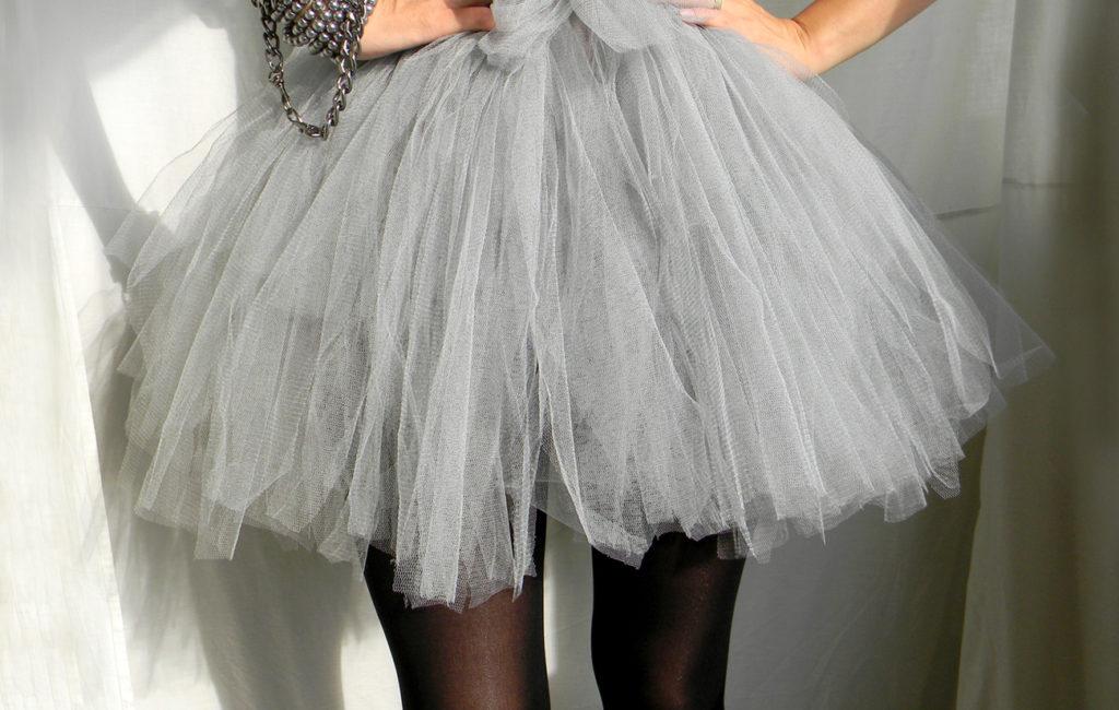 С чем носить юбку пачку: модные советы
