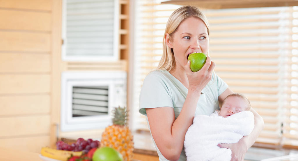 Можно ли похудеть при грудном вскармливании?