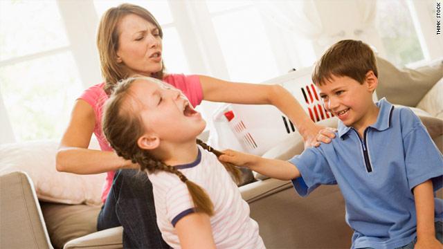 как наладить отношения с братьями и сестрами