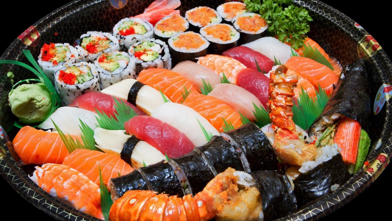 особенности японской кухни