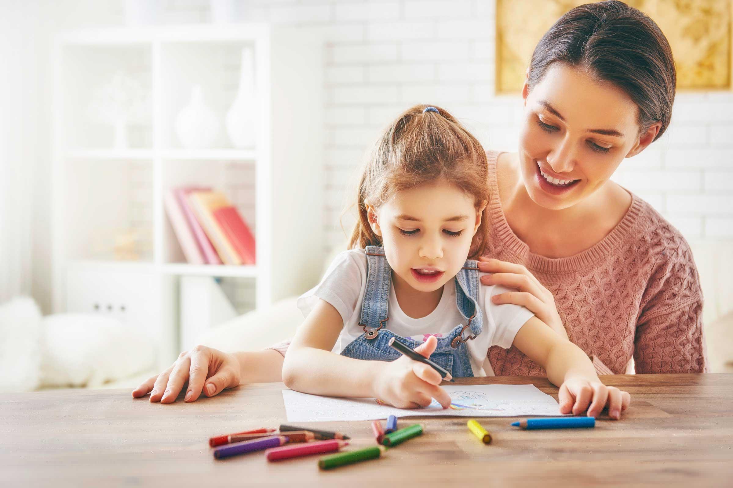 как разговаривать с маленьким ребенком