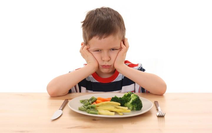 Как набрать вес ребенку: только без паники!